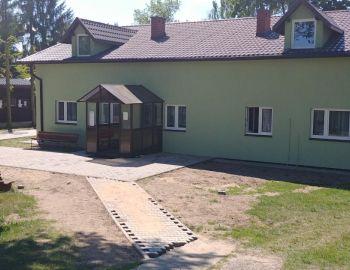 Ośrodek w Zegrzu ul. Rybaki 3/5 od dnia dnia 13 listopada 2019 nieczynny
